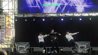 181209 NCT U - TEN Solo Open Stage in BKK Maya Music Festival 2018