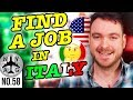 Working In Italy As A Foreigner - How to find a job in Italy?