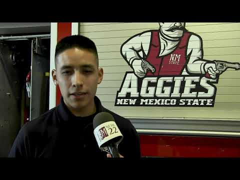 New Mexico State University Firefighters - News 22 NMSU Journalism 11/7/19