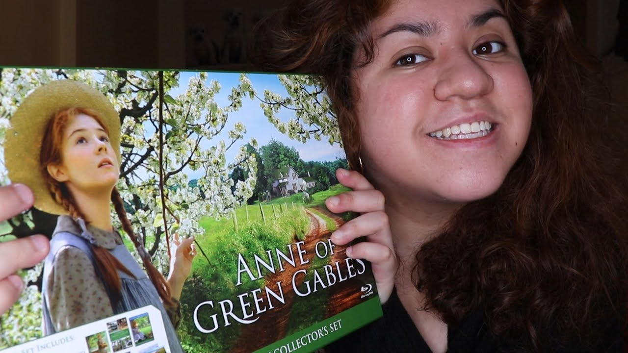 Download Anne of Green Gables | Exclusive Blu-Ray Set Unboxing!