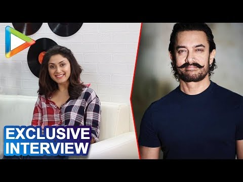 "Manjari Fadnis: ""Aamir Khan Is The Best Actor"" 