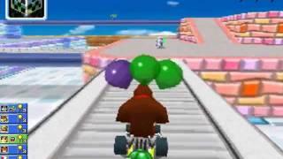 Mario Kart DS: Block Fort