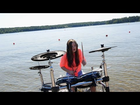 Hymn For The Weekend (Alan Walker vs Coldplay) - Drum Film Cover | by TheKays