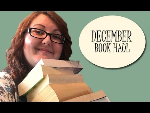 December Book Haul (non-Xmas related)!