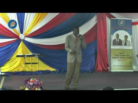 Rev B William - Day 3, Word Explosion Conference ( Living in the Image of God)