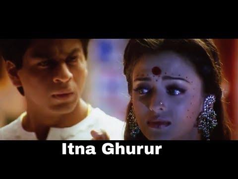 Devdas Emotional Scene | Shahrukh Khan (Srk)