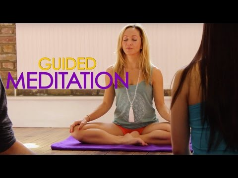 Guided Meditation, Full Practice 30 Minutes with Kino in London