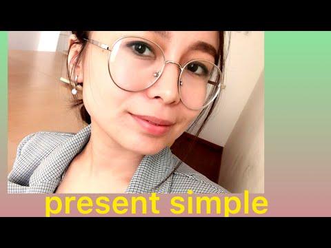 4-сабақ. Жай осы шақ/present simple. Мадина Нуртаскызымен