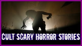 2 TRUE scary CULT HORROR stories