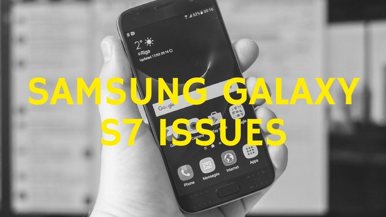 Samsung Galaxy S7 Issues | Audio distorted or crackling & SD CARD POP-UP