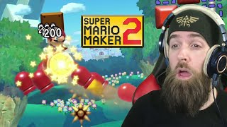 Haven't Seen a Level This Bad in Years.... [SUPER MARIO MAKER 2]