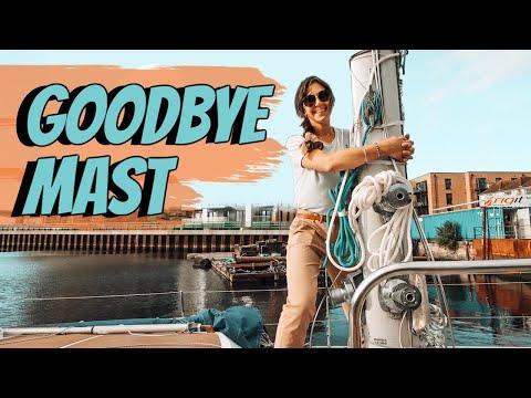 Old Sailing Boat [Goodbye Mast]
