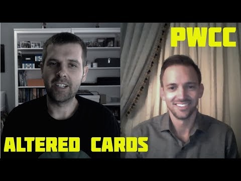 Brent From Pwcc Discussing Altered Cards And Changes Coming