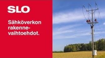 SLO Verkonrakennus Nurmijärven Sähköverkko