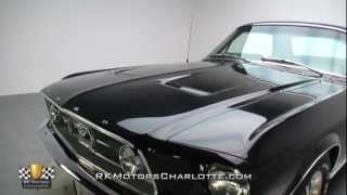 133349 / 1967 Ford Mustang GT