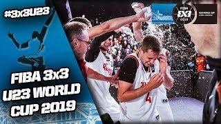 Alexander Zuev - Russia - Mixtape - FIBA 3x3 U23 World Cup 2019