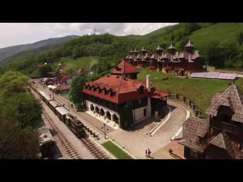 Zlatibor, Drvengrad, Staro selo Sirogojno