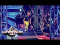 Greg Ball's trousers aren't the only thing lighting up the course! | Ninja Warrior UK
