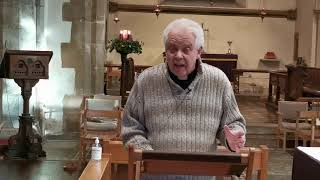 Third Sunday of Advent - Canon David Springthorpe, preacher, with service led by Rev Simon Tillotson