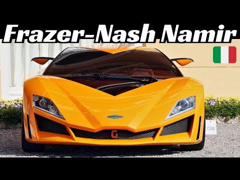 Italdesign Giugiaro Frazer-Nash Namir Special
