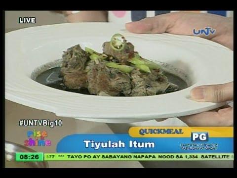 Tiyulah Itum (Black Soup)