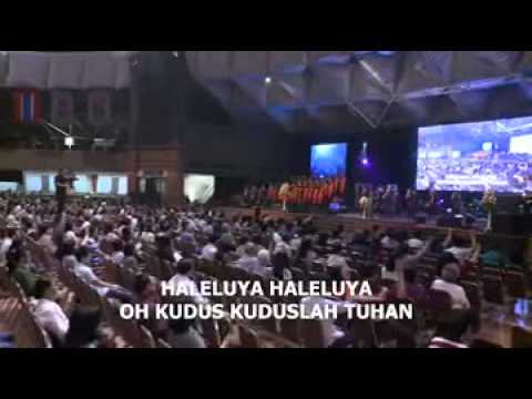 20131103 Terpujilah Nama Tuhan   Graha Bethany Nginden Surabaya