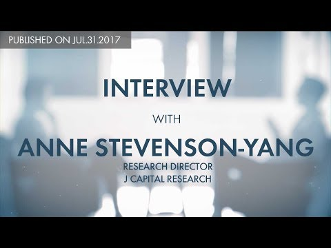 Can China stand up to North Korea? | Anne Stevenson-Yang Interview