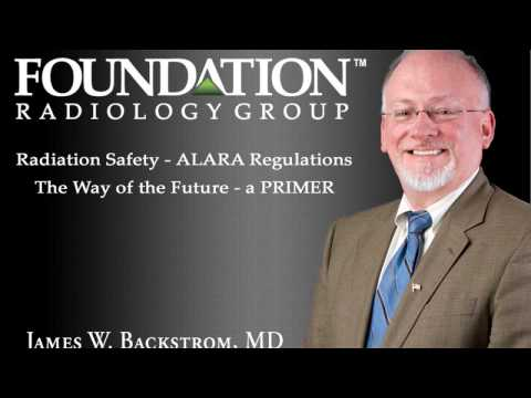 Radiation Safety -- ALARA Requirements: The Way of the Future