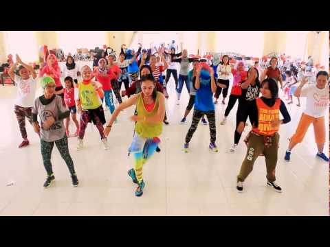 Me Enamore By Shakira /Zumba Choreo By Chenci -Zumba Party Sophie Paris By BC Hospital ,Rt.Pulung