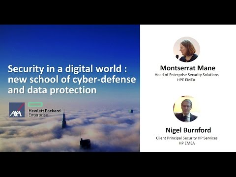 Security in a digital world : new school of cyber-defense and data protection