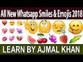What Does every Heart-Flower-Fruits Emoji Smile says-What is the meaning of different Heart Emoji
