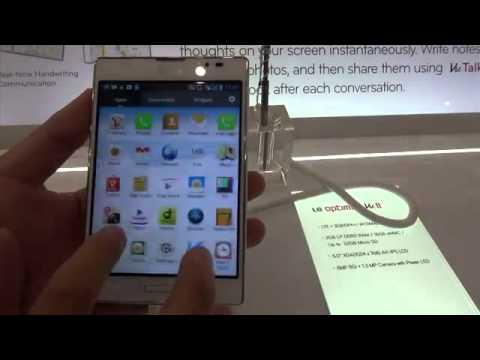 Demo clip video LG Optimus VU II F200 trên tinh tế - Didongviet.vn