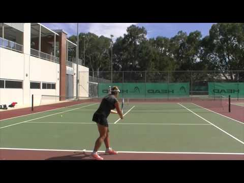 Chelsea Kelly - Fall 2017 US College Tennis Prospect