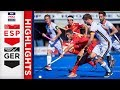 Spain v Germany | Week 9 | Men's FIH Pro League Highlights