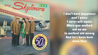 The Skyliners - Since I Don't Have You (Lyric Video)