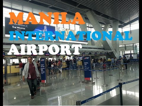 Manila International Airport  NAIA Terminal 3 | Ninoy Aquino International Airport | Philippines