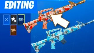 FORTNITE SEASON 7, new weapon and vehicle skins