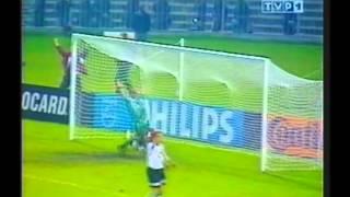 1995 September 13 Legia Warsaw Poland 3 Rosenborg Norway 1 Champions League
