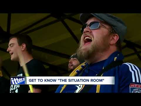 FC Buffalo fans dedicated and loud