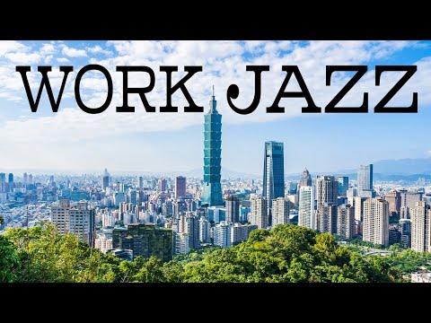 Work & Study JAZZ Music - Soft Instrumental JAZZ Music for Concentration