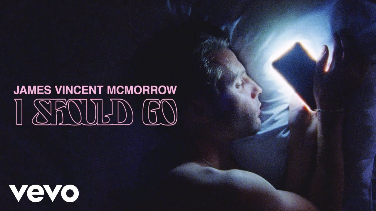James Vincent McMorrow - I Should Go (Official Video)