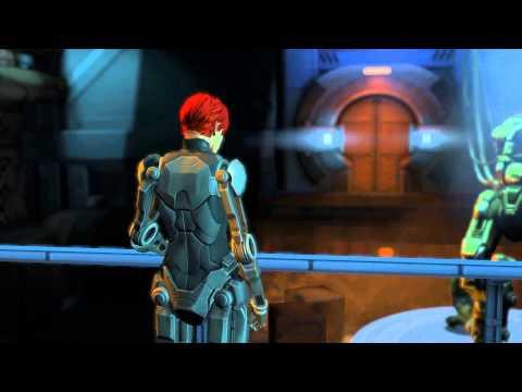 XCOM Enemy Within - The Mec Trooper