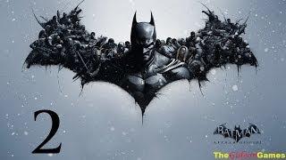 Прохождение Batman: Arkham Origins [Бэтмен: Летопись Аркхема] HD - Часть 2 (Плохой санта)