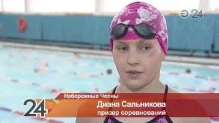 Челнинские пловчихи отправятся на первенство России