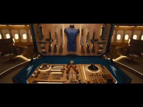 Trailer de Kingman: El círculo de oro en HD