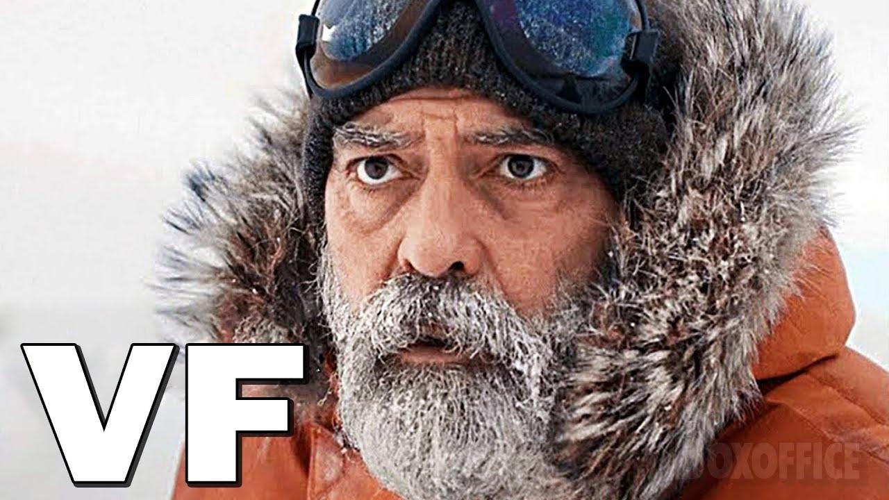 Film MINUIT DANS L'UNIVERS Bande Annonce VF (2020) Film dans l'Espace, George Clooney