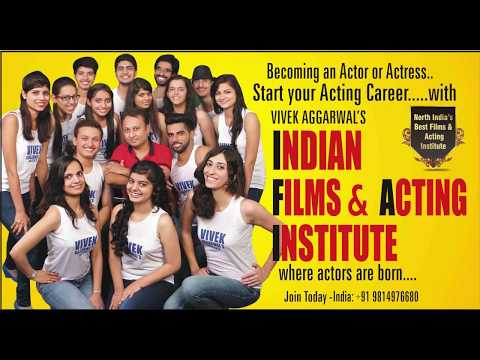 Best Acting School in Jalandhar Indian Films And Acting Institute +91 9814976680 India