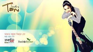 Amar Bondhua Bihone Go (Saida Tani) - Ibrar Tipu Ft.