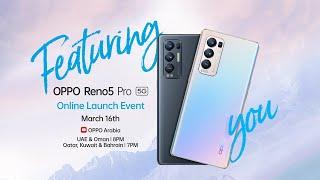 OPPO Reno5 Pro 5G   Launch Event
