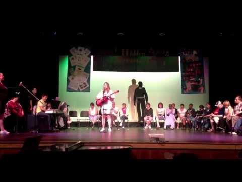 Musical drama practice